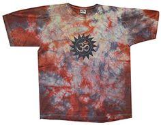 Odishabazaar Unisex Cotton Aum Om Tie Dye T-shirt Tees Large Odishabazaar http://www.amazon.com/dp/B01AP4UCIK/ref=cm_sw_r_pi_dp_kBa4wb006QZQA