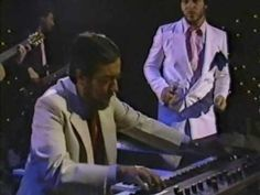 """Never Gonna Let You Go"" by Sergio Mendes - awesome 80s love ballad; i know that there are times when you do have to let go though"