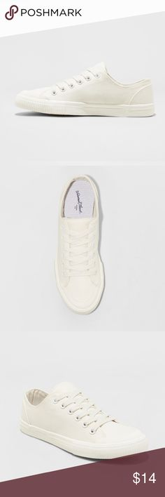 3f9b5d0b9 Women s Mandy Canvas Lace Up Sneakers - Cream. Can Women s Mandy Canvas  Lace Up Sneakers