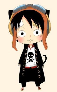 #Luffy
