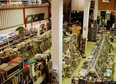 Goulds Book Arcade in Sydney, Australia
