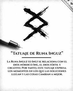 Simbolos Tattoo, Rune Tattoo, Mandala Tattoo, Body Art Tattoos, Trendy Tattoos, Cool Tattoos, Tatoos, Tatuajes Tattoos, Tattoo Com Significado