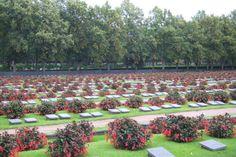war cemetery in Helsinki Finland