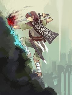 shadow of the colossus + gore