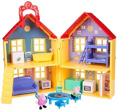 Video for Peppa Pig - Peppa's Deluxe House showcasing product features and benefits