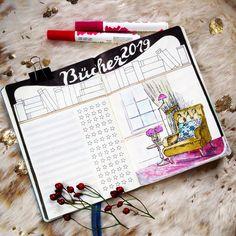 Bullet Journal Tracker, Booktracker, Bücher im BuJo tracken, Setup im Bullet Journal oder Kreativplaner, lesen Bullet Journal Tracker, Bujo, Videos, Reading Books, Oder, Deutsch, Video Clip