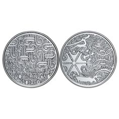 Veľmi pekné stvárnenie Multikultúrnej spoločnosti od Hannu Veijalainena - fínskeho autora návrhu tejto 20 eurovej mince.
