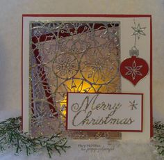 Merry Christmas One and Allby the Poppystamps Design Team