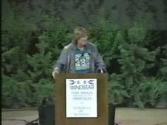 ▶ AUG 1995 WINDSTAR SYMPOSIUM OPENING SPEECH BY JOHN DENVER - YouTube