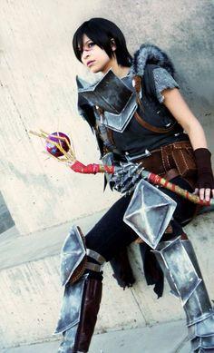 (Hawke) Armor Tutorial