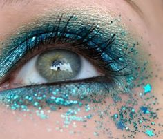 Starry-Eyed Glitter.