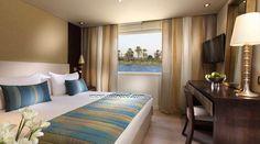 Nile Adventurer Nile cruise double cabin