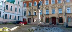 Viipuri Rediscovered By Max Jacobson Nostalgia leads the author to a Finnish town inRussia