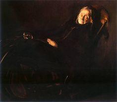 Konrad Krzyżanowski - Portret Pelagii Witosławskiej, 1913