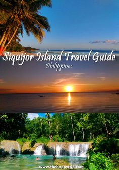 SIQUIJOR ISLAND: YOUR ULTIMATE  TRAVEL GUIDE | The Happy Trip