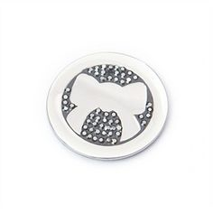 Mi Moneda #Jewellery #Necklace Money Clip, Decorative Plates, Enamel, Bling Bling, Jewelry, Diamonds, Bow, Products, Coins