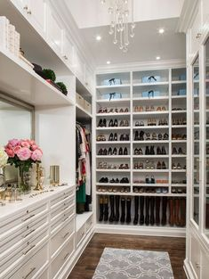 Amazing closet ♥ Design   Organization    Decoration    Luxury   Dressing Room    Dream   Architecture