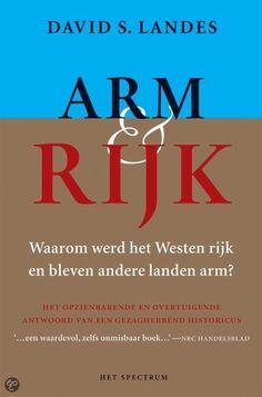 bol.com | Arm En Rijk, David S. Landes | 9789027495983 | Boeken