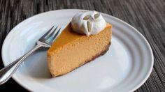 How to Make Pumpkin Cheesecake Allrecipes.com
