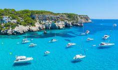 Menorca - Cala Macarella - Santa Galdana, Balearic Islands, Spain