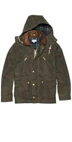 Gant Rugger Wax Your Back Coat Your Back, Wax, Raincoat, Coats, Jackets, Fashion, Rain Jacket, Down Jackets, Moda