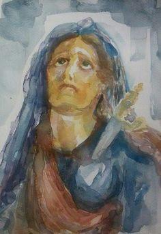 Vergine Addolorata.
