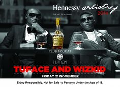 Welcome to Prince Dy LYCUS™ Blog: Hennessy Artistry Club Tour, Club Harem - Join the fun this weekend at each stop with Hennessy Artistry. Date: Friday, 21 November, 2014 Time: 10 PM Venue: Club Harem, Rosebank, Johannesburg, South Africa
