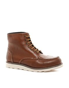 Frank Wright Leather Workboots