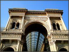 Galleria Vittorio Emanuele II by dodagp, via Flickr