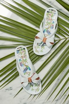 31a68a2e11032 Put your best foot forward with Ted s stylish flip flops.  flipflopsshoes  Bass Shoes