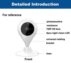 Video Surveillance Smart Ip Camera Cloud Storage 720p Wifi Night Vision Smart Home Security Ip Camera Monitor For Home Security Driving A Roaring Trade Surveillance Cameras