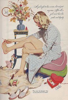 Mid Century Illustration | Flickr - Photo Sharing!