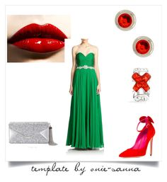 """""""Colores Complementarios"""" by veronika-villamar on Polyvore featuring Alex and Ani, Bling Jewelry, BCBGMAXAZRIA, Jovani, Oscar Tiye, women's clothing, women, female, woman and misses"""