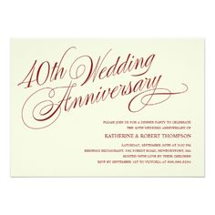 Shop Silver Wedding Anniversary Invitations created by UniqueInvites. Personalize it with photos & text or purchase as is! Anniversary Wishes For Friends, Anniversary Parties, Anniversary Ideas, 25th Anniversary, 50th Wedding Anniversary Invitations, Wedding Tips, Ruby Wedding, Custom Invitations, Black Tie