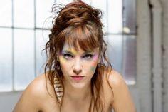 Zaz, chanteuse pop de France, avec une voix chaude et des accents de Jazz.