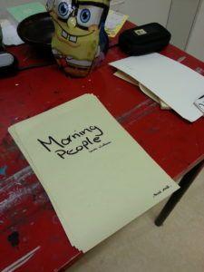 Harsh (Morning People)