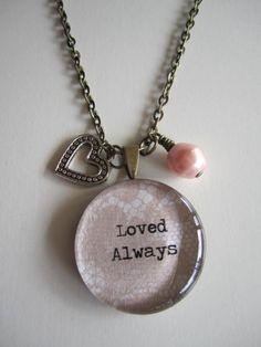 Loved always    Lisellie Designs : www.lisellie.com