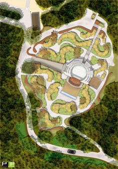 Grassgarden Villa Beekbergen by Bureau Poortvliet & Partners « Landezine | Landscape Architecture Works