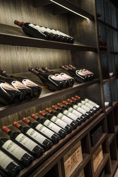 Residential Property Development - Leconfield Property Group #WineCellar