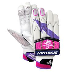 If you are loving the Holly Ferling's Athena range then you are going to love these batting gloves. Get decked out with the Athena range this season!