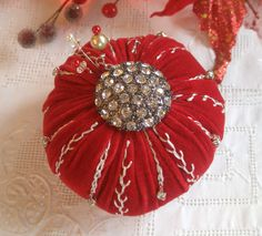 vintage pincushion