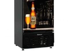 Cervejeira/Expositor Vertical 1 Porta - 445L Frost Free Gelopar GRBA 450B com as melhores condições você encontra no Magazine Offmix. Confira!