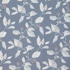 Buy John Lewis Viburnum Lined Pencil Pleat Curtains, Thistle Online at johnlewis.com