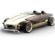 Mercedes-Benz Concept Cars [ I love that! ~sdh]