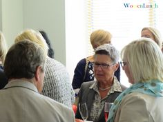 #BusinessWomenLunch #Mentorprise op 11/09/2014 met Minister #Turtelboom