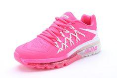 Nike Air Max 2015 II Womens Shoes Pink White New 02 2