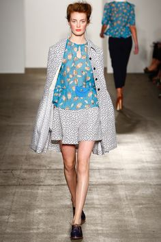 Karen Walker | Spring 2012 Ready-to-Wear Collection | Style.com