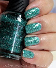 Orly Sparkle Holiday 2014 - Steal The Spotlight