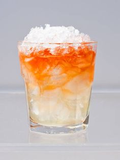 2 oz. Inniskillin Riesling Ice Wine1 oz. aged rum�3/4 oz. pineapple juice�1/2 oz. lime juiceDash of bittersCombine all ingredients in a glass. Add crushed ice and top with bitters. Source: Karin Stanley, Mixologist Courtesy Image -Cosmopolitan.com