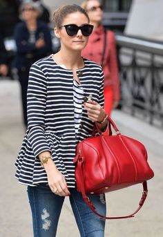 North Fashion: HOW TO WEAR: STRIPED TOP
